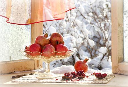 Чем питаться зимой — зимняя диета для похудения