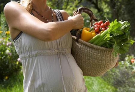 Беременность и питание женщины — Питание женщины во время беременности