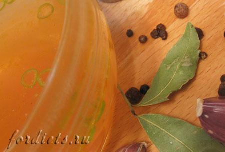 Рецепт овощного бульона для похудения и диетического питания
