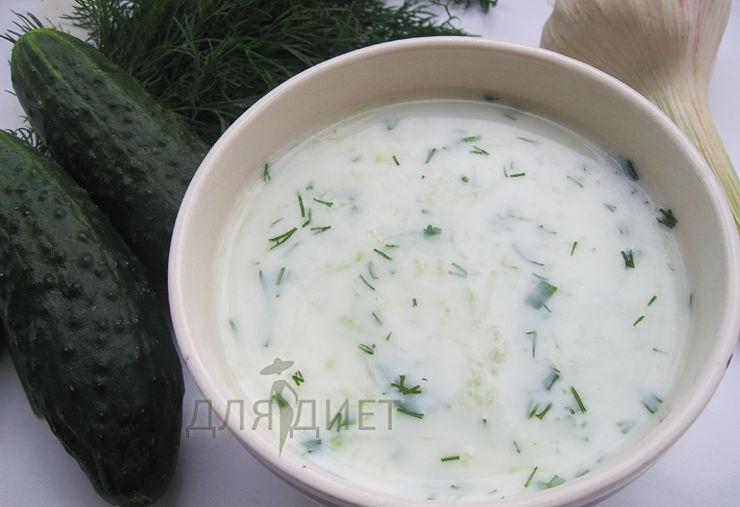 Рецепт болгарского супа таратора для похудения