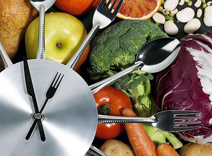Режим правильного питания для похудения