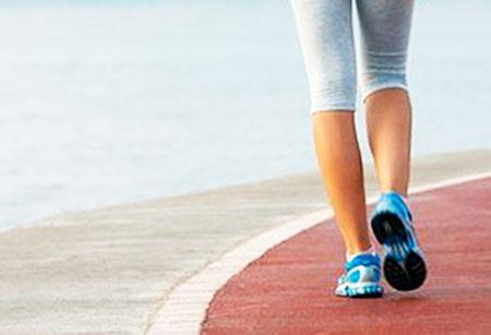 От ходьбы можно похудеть — практические советы