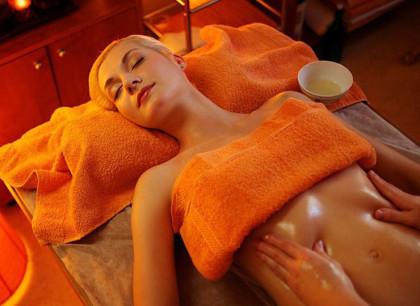 Вакуумный массаж живота и ягодиц в домашних условиях