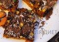 Диетическое овсяное печенье: рецепт с тыквой без муки и масла