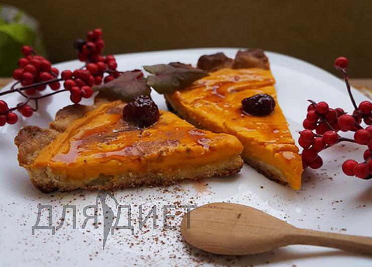 Рецепт американского тыквенного пирога