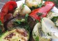 Рецепт маринада для овощей-гриль на мангале