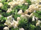 Как заморозить на зиму брокколи и цветную капусту