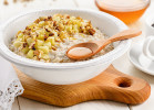 10 рецептов запаренной овсянки на воде