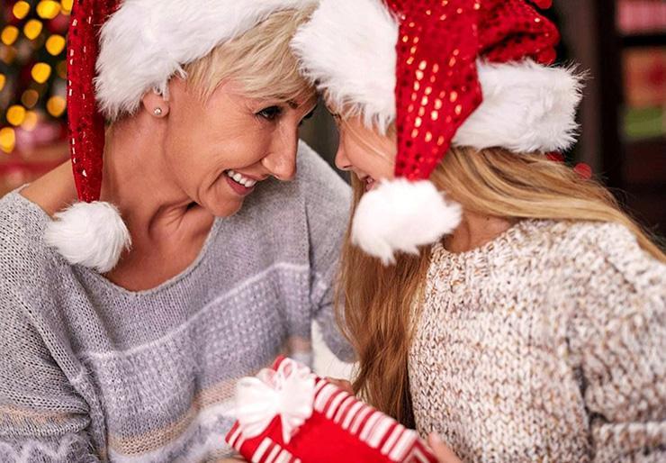 Идеи подарков: что можно подарить маме на Новый год