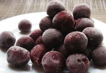 как правильно замораживать ягоды, фрукты, зелень,