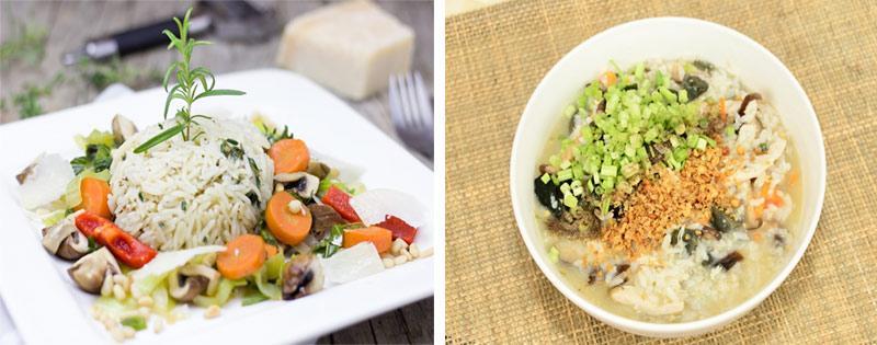 Рецепты с рисом