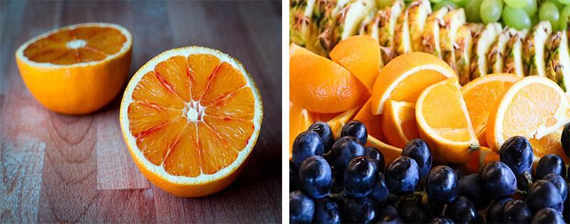 Апельсины и другие фрукты